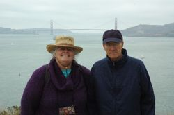 John and victoria Angel Island