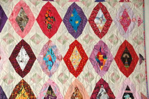 Margot's wedding quilt yonis